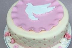 Christening-cake-girl